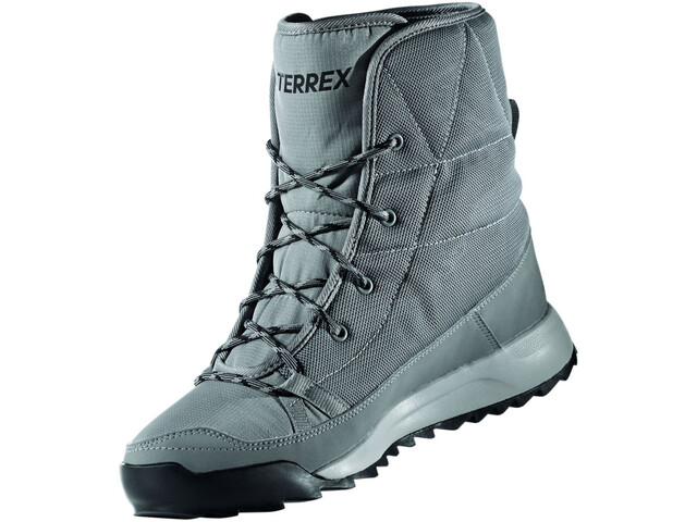 f5f8455bc68db8 adidas TERREX Choleah Padded Mid Shoes Women grey threecore black grey two